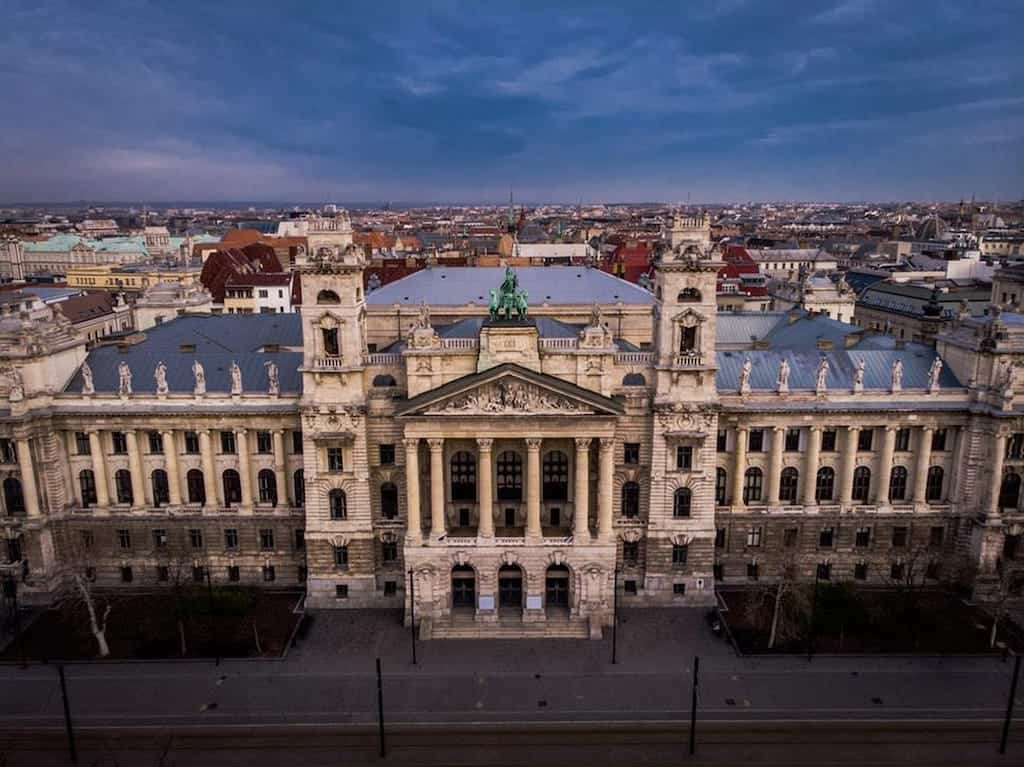 Museum in Budapest