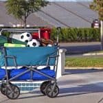 Make Your Life Easier with a Folding Utility Wagon