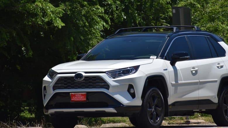 2019 Toyota RAV4 from Newport Beach Car Dealerships